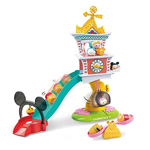 Disney Tsum Tsum Squishies Large Clock Tower Playset by Tsum Tsum Squishy