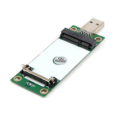 LeHang Mini PCIe Tarjeta WWAN USB Adaptador Ranura