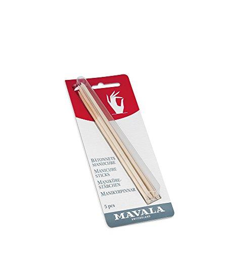 Mavala Accessori Bastoncini Manicure per Contorno Unghie - 50 ml