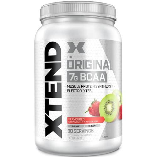XTEND Original | aminoacidi BCAA in polvere Fragola e kiwi | Integratore di aminoacidi ramificati |...