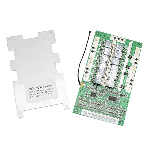 Changor Tarjeta de protección de la batería de litio, tarjeta de protección de la batería de aluminio espesado de aluminio