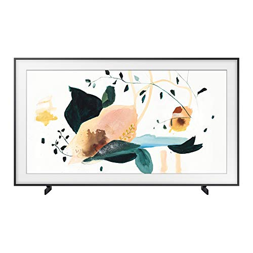 "Samsung TV QE32LS03TCUXZT LS03T Smart TV 32"", The Frame, FHD, Wi-Fi, 2020, Nero (Charcoal Black)"
