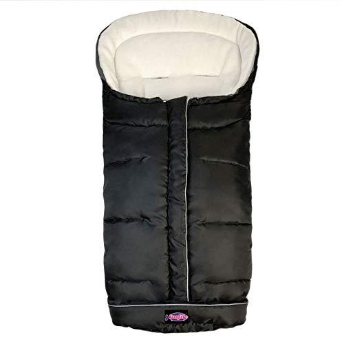 Go 3-Seasons Water Repellent Stroller Footmuff, Baby Cozy Toe Pushchair Sleeping Bag Toddler,Winter Outdoor Tour Stroller Bunting Bag