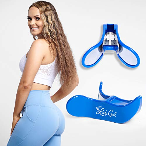 My Lady Gail Hip Trainer - Pelvic Floor Strengthening Device Women – Kegel Exerciser and Booty Building Machine – Makes a Perfect Booty Trainer for at Home Workout