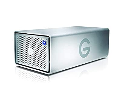 G-Technolog Removable Thunderbolt 3 - Silver