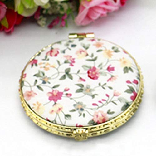 1 Piece Mini Makeup Compact Pocket Mirror WT1