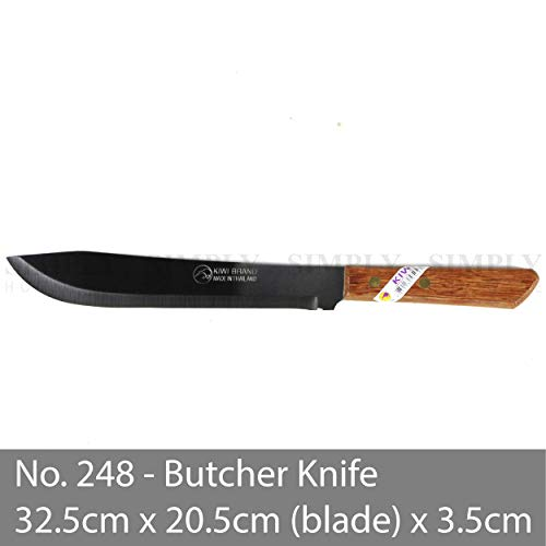 Thailand Küchenmesser mit Holzgriff 31 cm [#248]