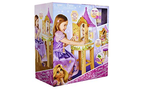 Rapunzel Disney Tower Vanity