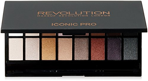 MAKEUP REVOLUTION Salvation Palette Iconic Pro 1, 16 g