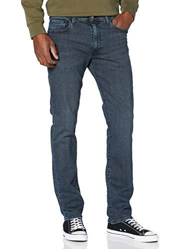 Levi's Herren 511 Slim Fit Jeans, Richmond Blue Black Od ADV, 34W / 34L