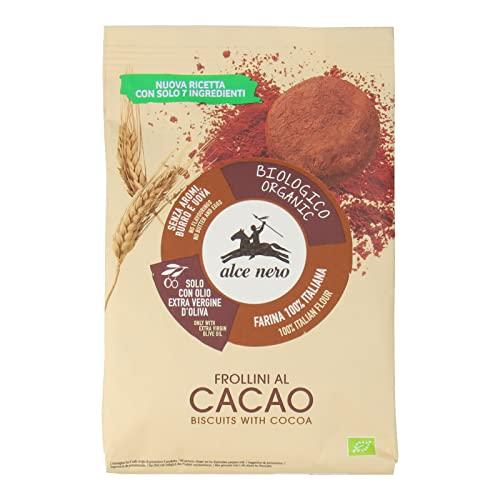 Alce Nero Frollini Al Cacao Biologici 250g