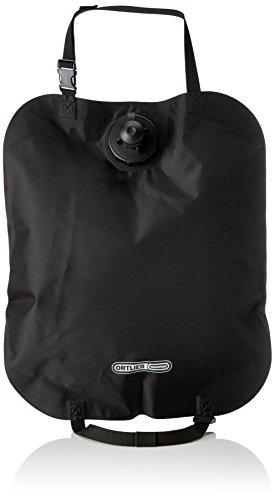 Ortlieb Unisex Wasserbeutel Water Bag Wassertransport, schwarz 10 l., 44 x 36 x 2 cm, 10 Liter