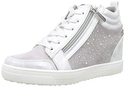 XTI 49019, Zapatillas Altas para Mujer