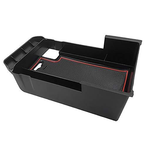 OYWNF Caja de Almacenamiento del reposabrazos para Mazda CX-30 CX30 2020 Caja de reposabrazos del Control Central Auto Accesorios Interior (Color : As pic)