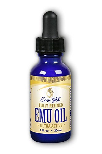 Emu Oil, Ultra Active, 1 fl oz - Emu Gold