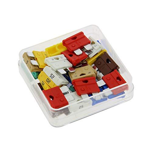 XL Tech 122733 Set de 30 fusibles enfichables assortis