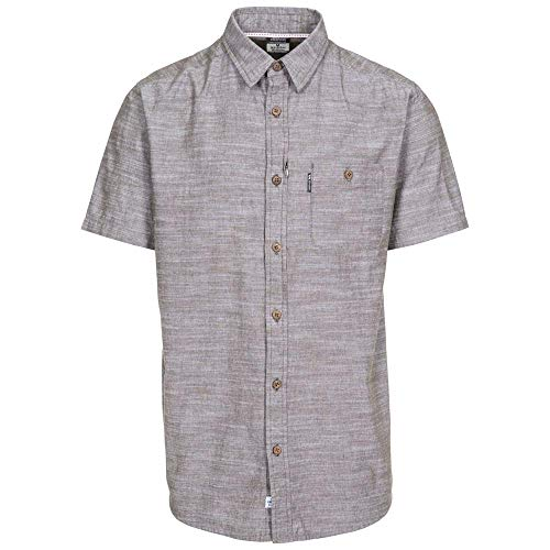 Trespass Slapton p shi Camisa, Hombre, ms1, 2XL