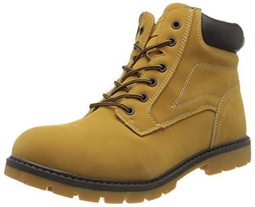 Urban Classics Unisex-Erwachsene Basic Chukka Boots, Braun (Honey 01466), 45 EU