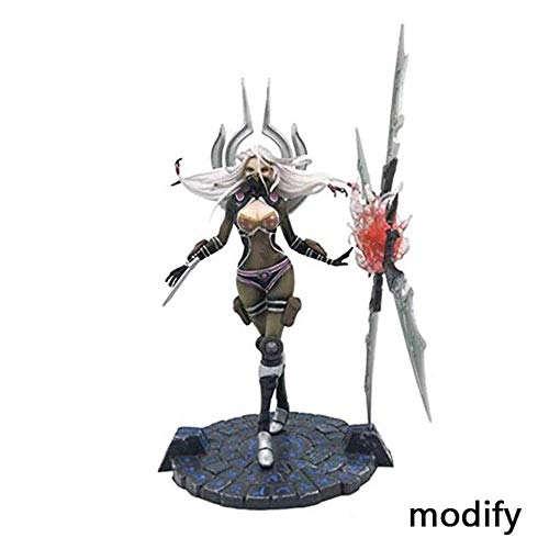 XXSDDM-WJ League of Legends: Die Klingentänzerin (Irelia) - 9-Zoll-PVC-Figur-1231