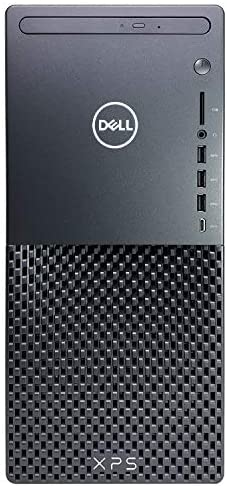 Dell XPS 8940 Tower Desktop Computer 10th Gen Intel Core i7 10700 8 Core up to 4 80 GHz CPU product image