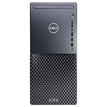 Dell_XPS 8940 Tower Desktop Computer - 10th Gen Intel Core i7-10700 8-Core up to 4.80 GHz CPU 64GB DDR4 RAM 1TB SSD + 2TB Hard Drive Intel UHD Graphics 630 DVD Burner Windows 10 Pro Black