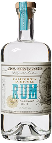 Photo of St. George Spirits California Agricole Rum, 75 cl