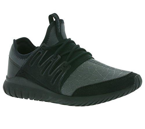 Adidas Tubular Radial J 919, Zapatillas Unisex Adulto, Negro (Core Black/Black/Black S81919), 36 EU