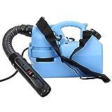 Pulverizador de nebulización eléctrico, 8L portátil, mango antideslizante, volumen de pulverización ajustable, máquina de(European standard 220V)