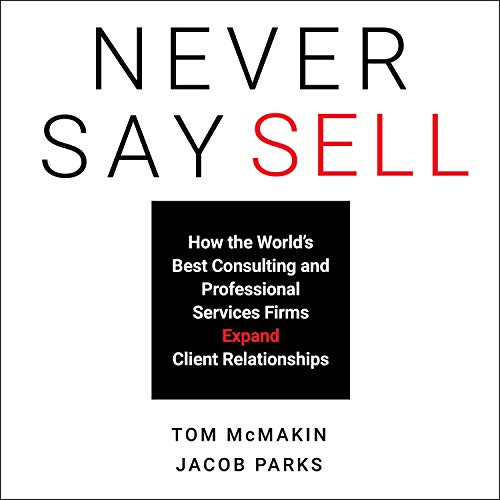 Never Say Sell cover art