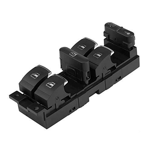 KIMISS ABS Elektrische Fensterheber Schalter für B5 MK4 1J4959857 3BD959857 …