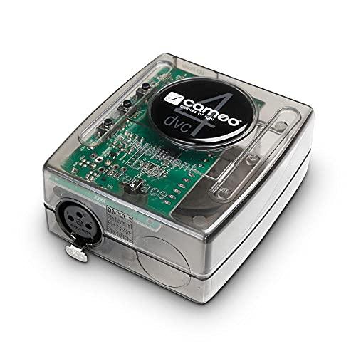 Cameo DVC 4 · Software de control