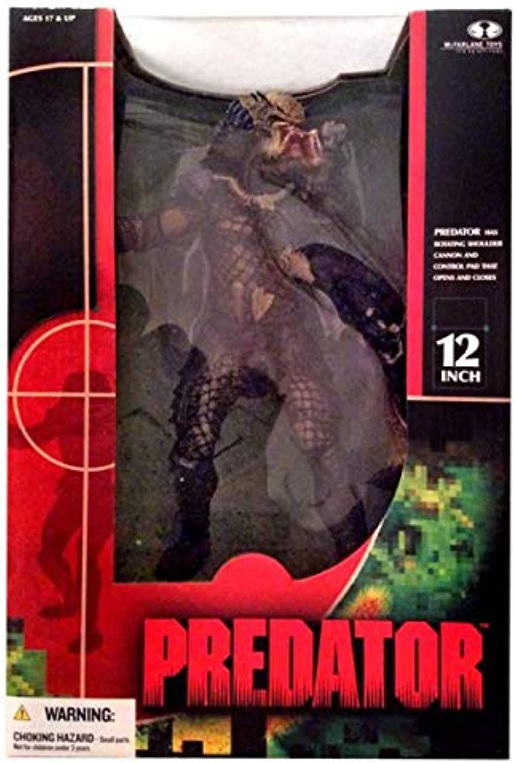 Protator 12in Mcfarlane action figure by Alien Protator