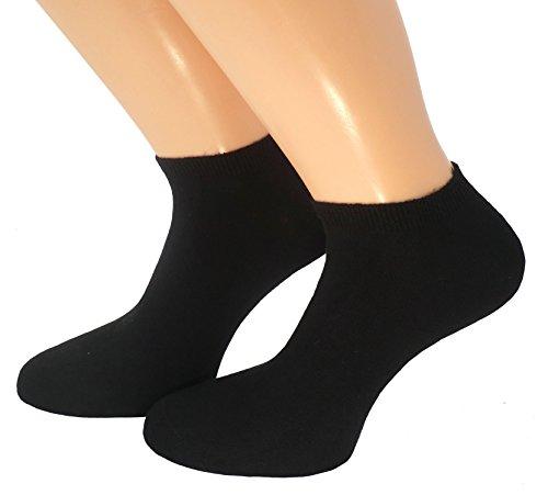 Pour des hOMMES chaussettes sneaker fünferpack