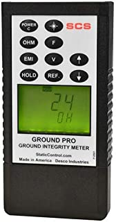 SCS Ground Pro Surface Resistivity Meter - 4 1/2 in Length - 3.6 in Wide - 1.1 in Deep - CTM051 [PRICE is per EACH]