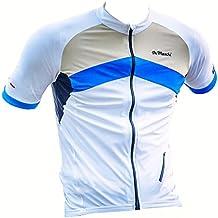 De Marchi(デマルキ) 自転車 サイクルウェア 春夏 ベローチェジャージ ホワイト Mサイズ 495MCDMS24011