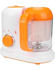 Procesador Seguro de Alimentos para bebés Licuadora Calentador de Vapor Multifunción Eléctrica Máquina de alimentación de bebés Chopper Grinder Molinos de Alimentos para bebés Cocina