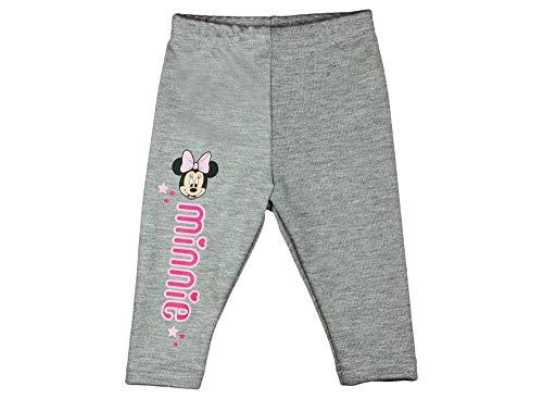 Disney Baby Mädchen Thermo-Leggings mit Minnie Mouse in Gr. 68 74 80 86 92 98 104 110 116 122 Baumwolle warme Hose für 6-12 12-18 1 2 3 4 5 Jahre Farbe Modell 2, Größe 116