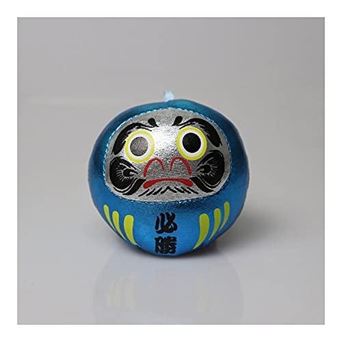 XIUHUA Daruma Japón-Estilo JDM Vista Trasera Retrovisor Colgante y Bendición Viento Creativo Moda Personalidad Coche Colgar (Color Name : Wins)