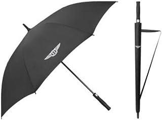 ベントレー Bentley アンブレラ 長傘 雨傘 超撥水 紫外線遮蔽 UVカット 210T 骨数8 梅雨対策 晴雨兼用 収納袋付き 車専用傘 メンズ レディース 3色 [並行輸入品]