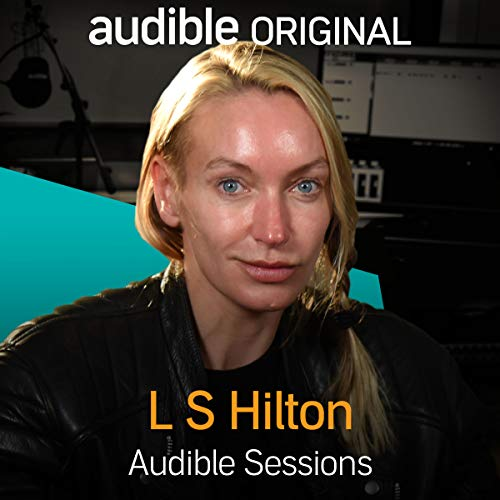 LS Hilton audiobook cover art