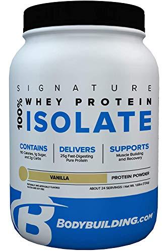 Bodybuilding Signature Signature 100% Whey Isolate | Amazon