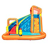 Bestway 53301 - Castillo Hinchable Acuático Turbo Splash Water Zone Mega Parque 365x320x270 cm