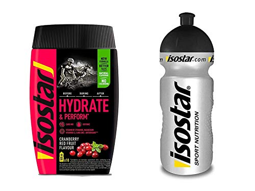 Isostar Hydrate & Perform Iso Drink - 400 g de...