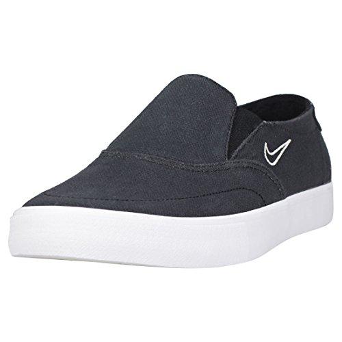 Nike Herren Sb Portmore Ii SLR SLP C Sneakers, Mehrfarbig (Black/Black/Light Bone 001), 40 EU