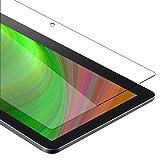 Cadorabo Película Protectora para Lenovo Tab 3 10 Business (10.1' Zoll) en Transparencia ELEVADA - Vidrio Templado (Tempered) Cristal Antibalas Compatible 3D con Dureza 9H