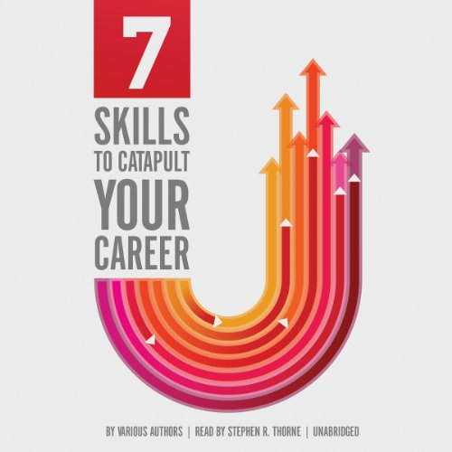 7 Skills to Catapult Your Career cover art