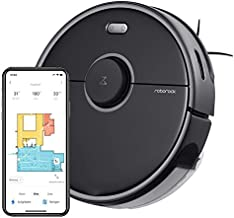 Roborock S5 MAX Robot Vacuum and Mop, Robotic Vacuum Cleaner with E-Tank, Lidar Navigation, Selective Room Cleaning, Super...