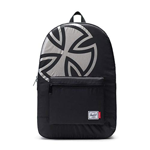 Herschel Daypack Unisex One Size Black Polyester Casual Backpack 10076-02572-OS