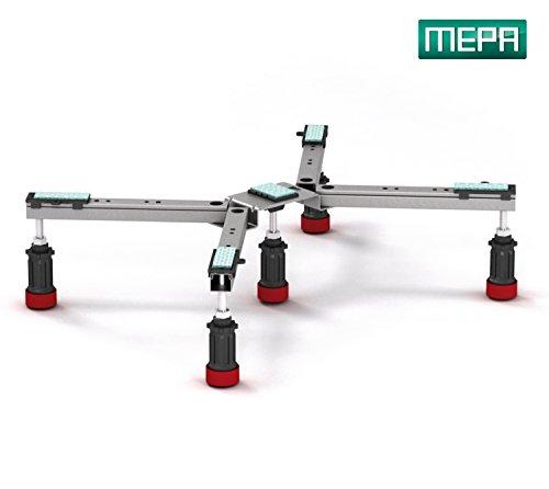MEPA-Duschwannenträger BW-5 Maxi mit ADS 150130