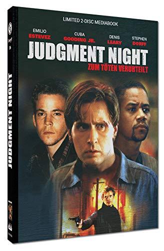 Judgment Night - Zum Töten verurteilt - Mediabook - Cover B - Limited Edition auf 222 Stück (+ DVD) [Blu-ray]